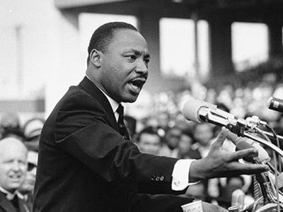Kirk Elliott PhD Martin Luther King Jr