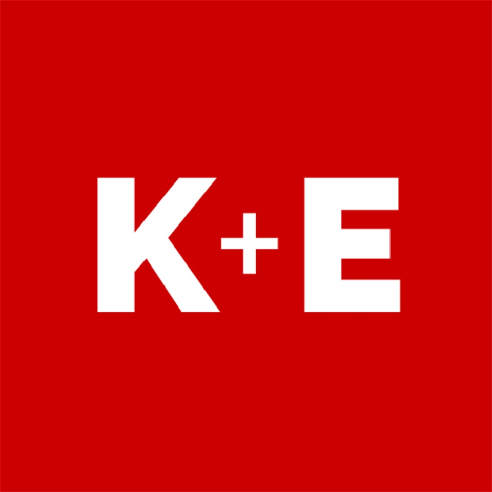 Kirk Elliott PhD logo red KE960x960