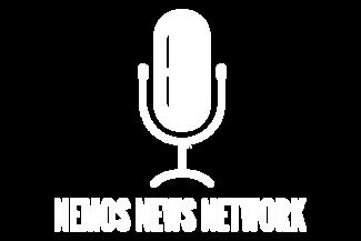 Kirk Elliott PhD Nemos News Network white logo