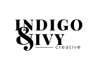 Kirk Elliott PhD Indigo and Ivy logo