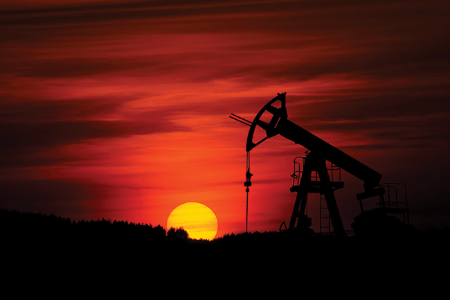 OIL CRASHES–TRUMP TRANSITIONS THE ECONOMY